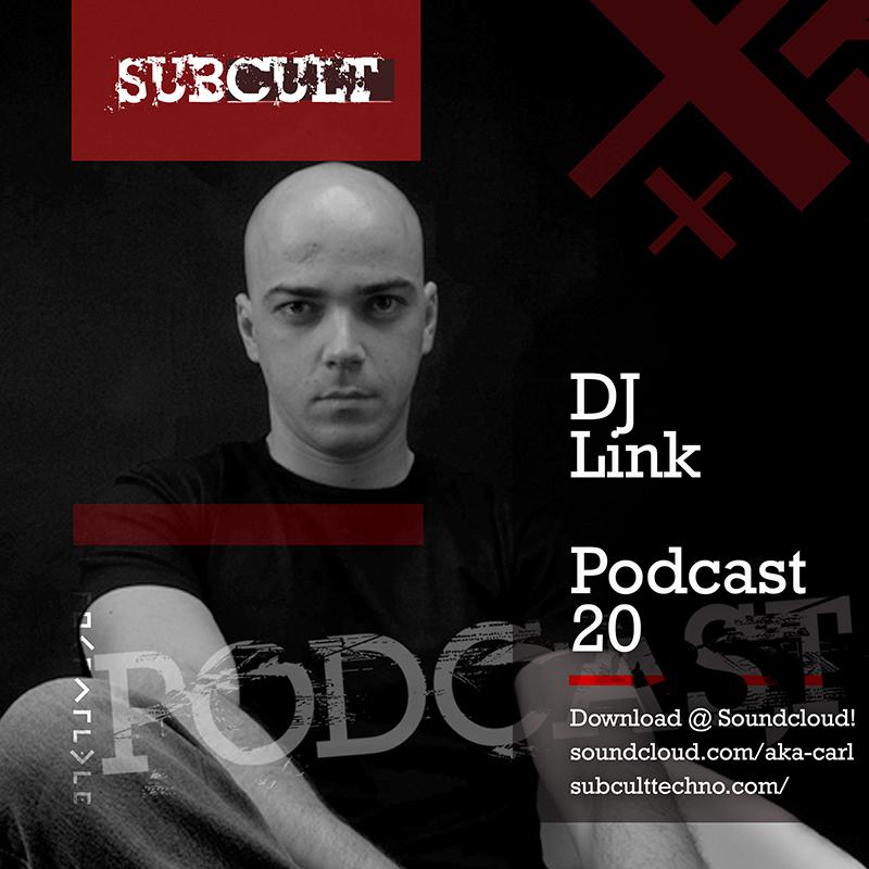 DJ Link Techno