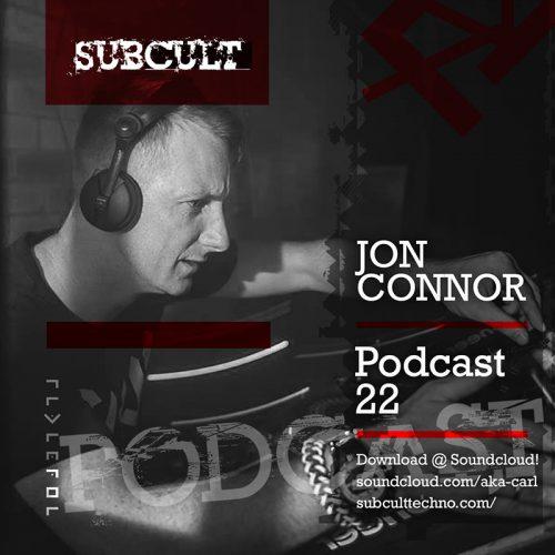 Jon Connor Techno