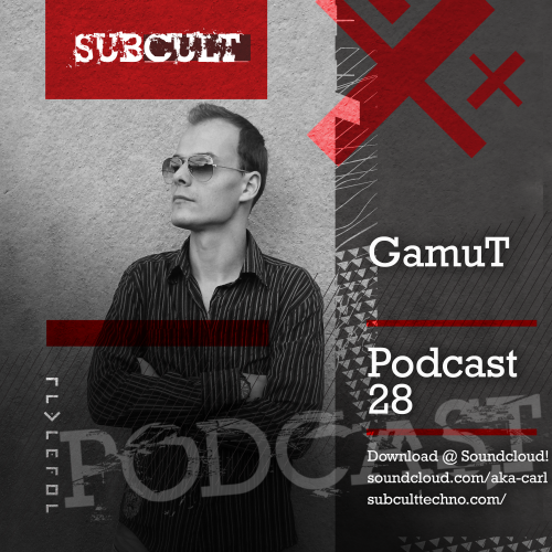 SUB CULT Podcast 28 – GamuT – Download Available!